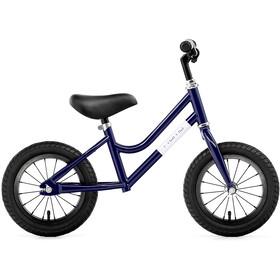 """Creme Micky Push-Bike 12"""" Kinder blau"""
